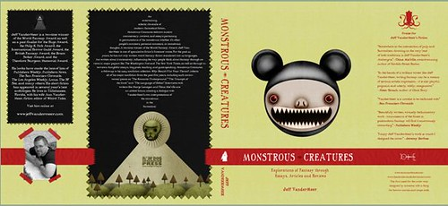 monstrous limited