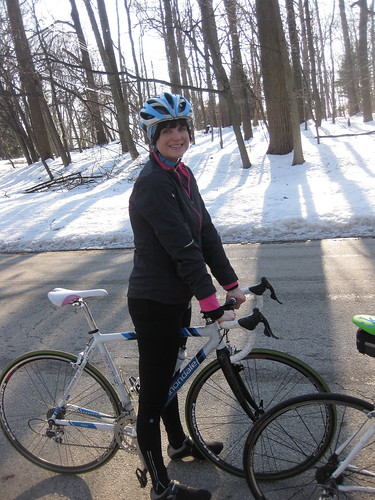 Riding at Valley Forge