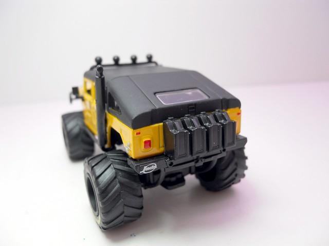 jada toys bigtime 4 wheelin 2006 hummer h1 (5)