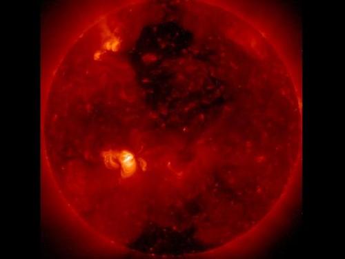 El Sol por Hinode