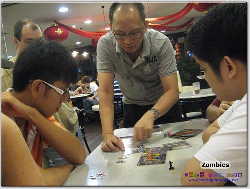 BGC Meetup - Zombies