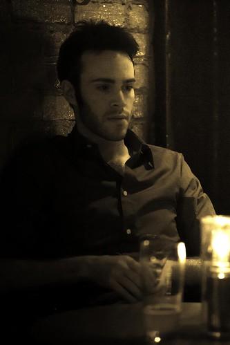 Portrait of Matt Stern