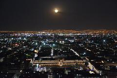 Super Luna -  Perigeo Marzo 2011 Zocalo de la ...