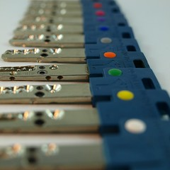 "A Rainbow of Keys • <a style=""font-size:0.8em;"" href=""http://www.flickr.com/photos/61091887@N02/5564189731/"" target=""_blank"">View on Flickr</a>"