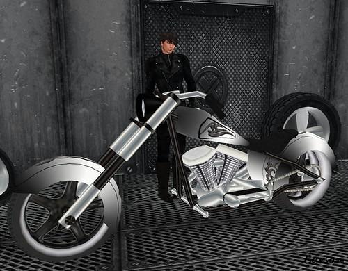 ~CD~M&M- WIld Man- Motorcycle