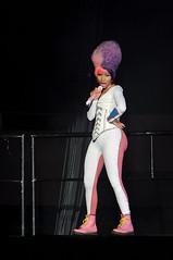 Photos of Nicki Minaj, I Am Still Music Tour 2011
