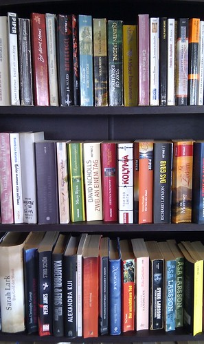 23.04.2011 - Koh Samui: Resort Bibliothek
