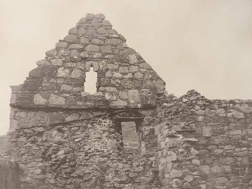 Nunnery-ruin-bw