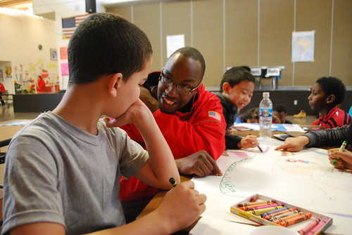 Kids Learn from City Year