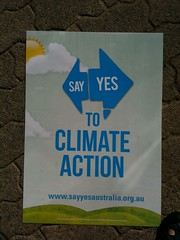 Say Yes to Climate Action!
