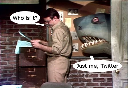 Twitter Shark