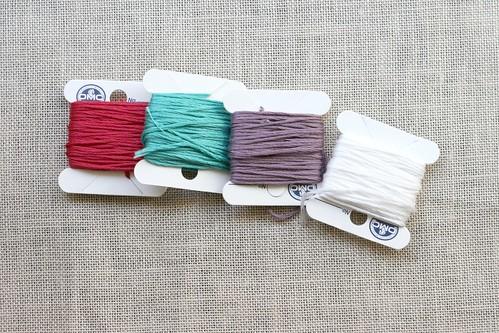 Colors for 3-D braid