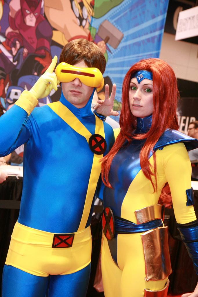 IMG_9285 - Cyclops & Jean Grey