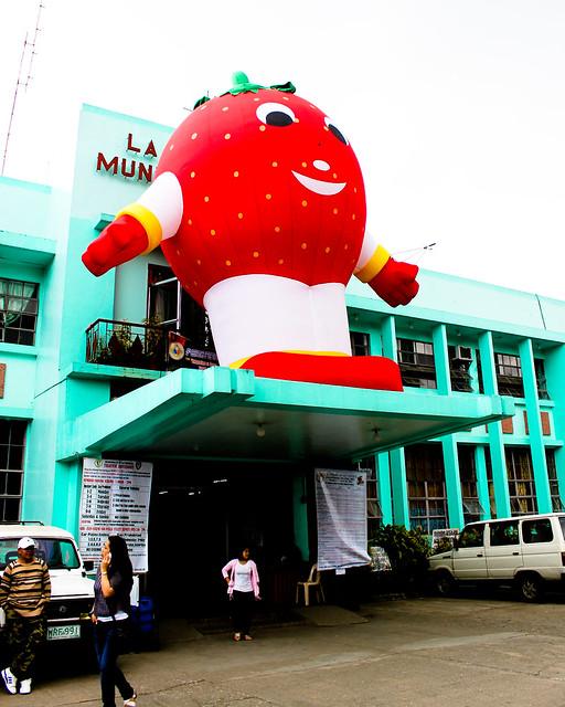 La Trinidad, Benguet Municipal Hall