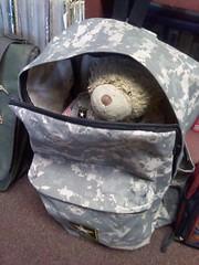Road Trip For General Sarge!