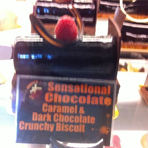 Sensational Chocolate @ French Corner Cafe the