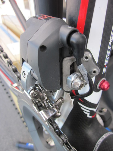 Shimano electronic shifting