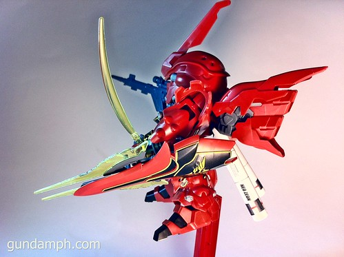 Building SD Sinanju 1