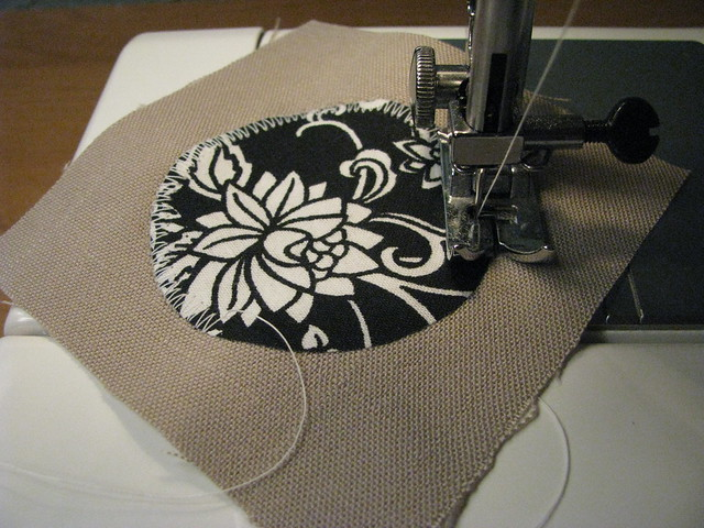 How to Keep Your Applique from Unraveling