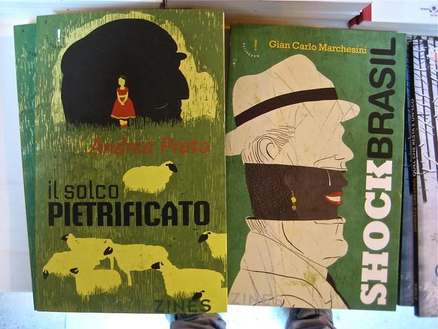 Agra editrice / Zines a Una marina di libri, Palermo 2011, 1