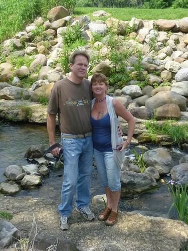 WI, Janesville - Beckman Mill 2 - Jodi & Marc