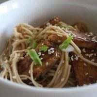 Ginger-Sesame Otsu