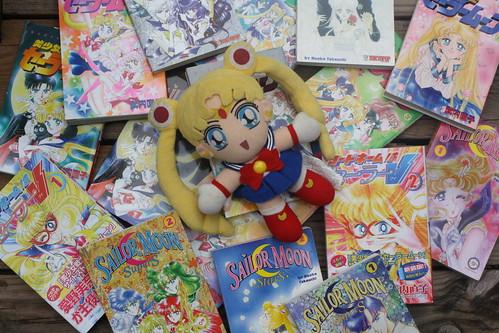80/365 Sailor Moon Plush
