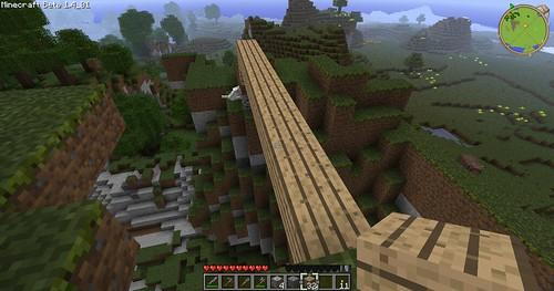 Minecraft - The Bridge