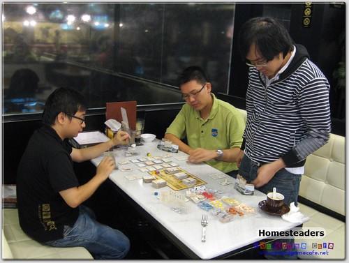 BGC Meetup: Homesteaders
