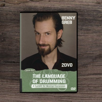 DRUMMING PDF LANGUAGE OF THE BENNY GREB