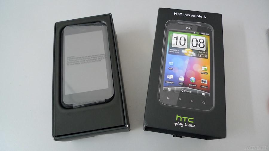 HTC IS - 02