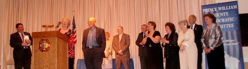 Anne Moncure Wall Award Winners
