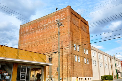 Lyric Theatre Keith Vaudeville, Anniston AL