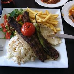 Adana Kebab @ Grand Sultan