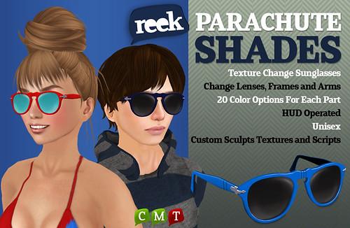 Reek - Parachute Shades