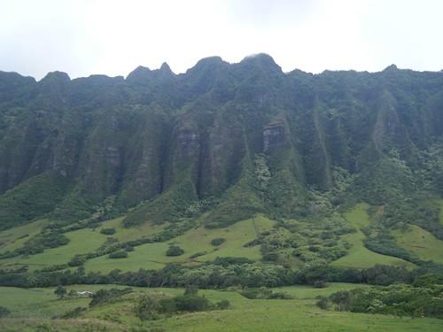 Ka'a'awa Valley by cubechick