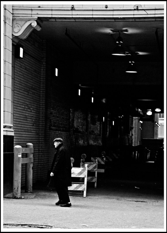 Everyone Merges With the Night - Tri-X 400