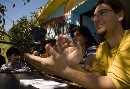 Lanzamiento de Radio Mate Cocido - Tucuman - RNMA