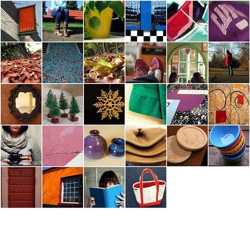 sixty-four colors, September 2010 - April 2011