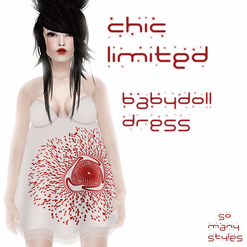 Babydoll Dress for Chic Limited