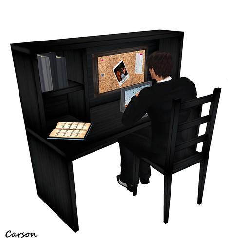 Crackberry - Nerd Bomberz Desk - The Hunt for the Nerd