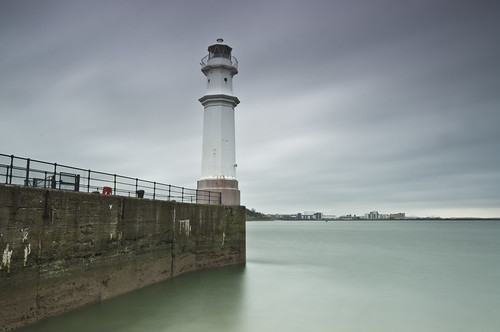 Newhaven Lighthouse Long Exposure