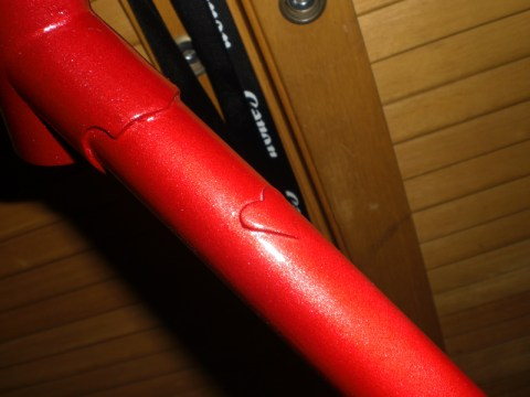 DIY: Repaint Your Fixie Frame #11