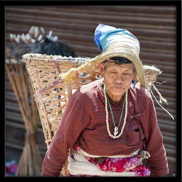 Sherpa Woman