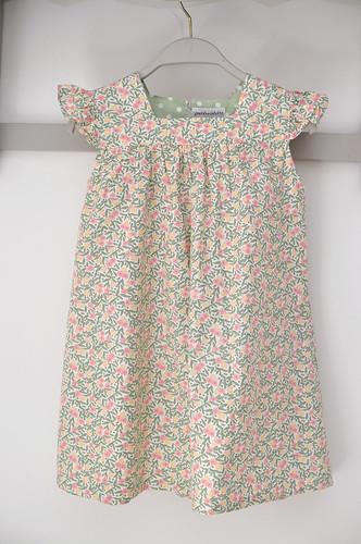 robe enfant fleurs (5)