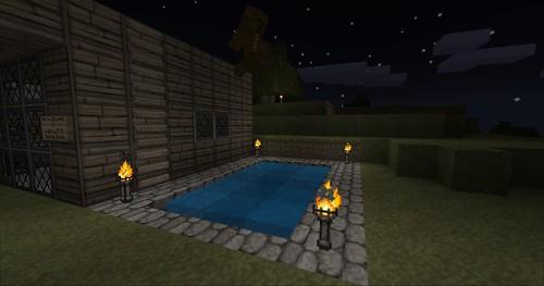 Minecraft - Pool