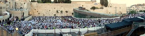 Western Wall, Jerusalem Day 2011