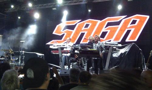 19.06.2011 SAGA in Concert in Winterthur