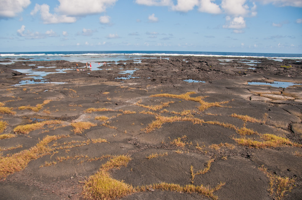 Kapoho at low tide