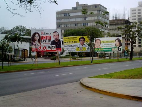 Elecciones en peru by kumyuu